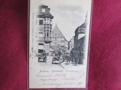 AUGSBURG .KESSELMARKT. - Augsburg