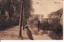 2769131Tiel, Witte Brug (poststempel 1910) (zie Hoeken) - Tiel