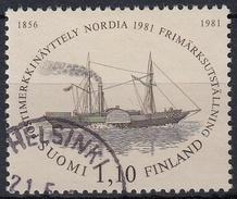FINLANDIA 1981 Nº844 USADO - Finlandia