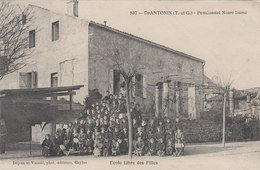 SAINT ANTONIN   PENSIONNAT NOTRE DAME - France