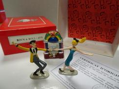PIXI 4275 ROCK & ROLL  En Bon état  Boite Et Certificat  D'origine - Figurines