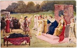 Bury St Edmund's Pageant 1907, The Murders Of The Duke Of Gloucester (pk32072) - Non Classés