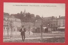 Ste Ménéhould  --  Place D Austerlitz - Sainte-Menehould