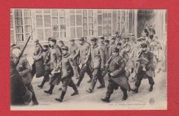 Ste Ménéhould  --  Prisonniers Allemands - Sainte-Menehould
