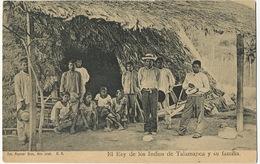 Indios De Costa Rica El Rey De Talamanca The King Edit Paynier San José - Amérique