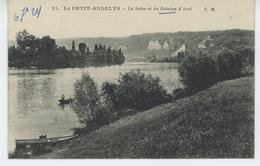 LES ANDELYS - PETIT ANDELY - La Seine Et Les Falaises D' Aval - Les Andelys