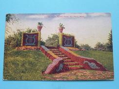 Gates AJAR Como Park () Anno 1909 ( Zie Foto Details ) !! - St Paul