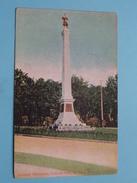 SOLDIERS Monument SUMMIT Park () Anno 19?? ( Zie Foto Details ) !! - St Paul