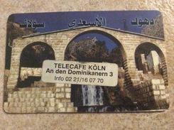 Rarer Prepaid Card  - Al Assadi - Arabic Letters - Units - Fine Used -