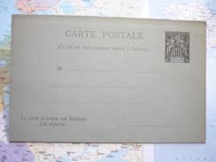 Carte Postale Benin 10 C Avec Carte Réponse 10 C Bis