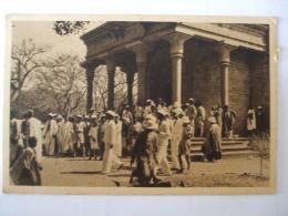 19112016 -  MALI -  BAMAKO   -  LA SORTIE DE LA GRAND'MESSE - - Mali