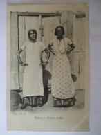 19112016 -  DJIBOUTI -  FEMMES ARABES - - Djibouti