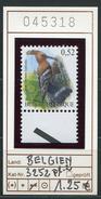 Buzin - Belgien - Belgique - Belgium - Belgie - Michel 3252 Ex Pl.2- Vögel Buzin Oiseaux Birds -  - ** Mnh Neuf Postfris - 1985-.. Birds (Buzin)