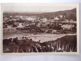 19112016 -  ALGERIE  - BLIDA  -  PANORAMA SUR LA VILLE INDIGENE ET LA MATERNITE - - Blida