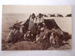 19112016 -  ALGERIE  -  FAMILLE DE NOMADES - - Algerije