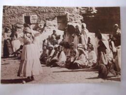 19112016 -  ALGERIE  - DANSE DES OULED NAÏLS  - - Algerije