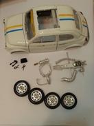 Modello  Bburago Fiat 500 Abarth Rally Donati, Ottimo Per Rielaborazioni - Altri