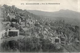 MADAGASCAR - CPA - Vue De Fianarantsoa - Polynésie Française