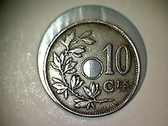 Belgique 10 Centimes 1920 FR ( Ces = ) - 1909-1934: Albert I