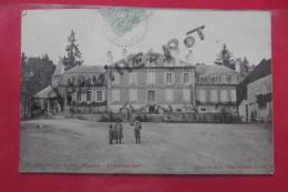 C P Maulnes Le Chateau Neuf Animé - Les Riceys