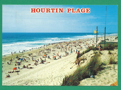 CPM GIRONDE 78 – HOURTIN, La Plage - Autres Communes