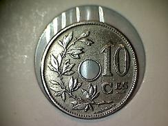 Belgique 10 Centimes 1920 FR ( Ces -- ) - 1909-1934: Albert I