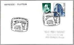 PRESA - ALIVIADERO ESLA-RICOBAYO - DAM. Zamora 1986