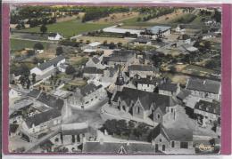 22.- PLEDELIAC .- Vue Générale Aérienne  Le Centre - Autres Communes