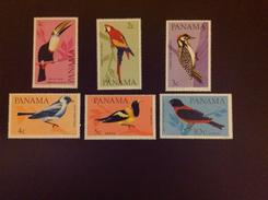 Panama 1965 Birds MNH - Unclassified
