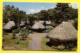 TAHITI  - Hotel Matavai Papeete ,dans Un Cadre Exotique - Tahiti