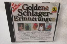 "CD ""Goldene Schlager-Erinnerungen"" 3. Folge - Hit-Compilations"