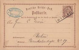 DR Ganzsache R3 Dortmund Stadtpost 31.1.74 - Deutschland