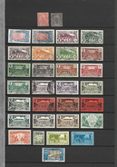 CONGO - Lot  Avec N° 16, 64, 132/134,  Valeur Catalogues 247 €