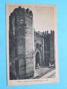 Porte De La Casbah Filata ( Levy Et Nurdein ) Anno 19?? ( Zie Foto Details ) !! - Fez (Fès)