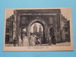 Bab-Bou-Jeloud ( Levy Et Nurdein ) Anno 19?? ( Zie Foto Details ) !! - Fez (Fès)
