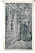 Carte  De Blois Hôtel Denis Dupont  Cliché Leroux 15 Rue Porte Chartraine ( Recto Verso ) - Blois