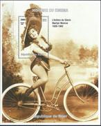 NIGER 1999 ACTRICES MARILYN MONROE  ** Mnh HOLLYWOOD CINE *** - Femmes Célèbres