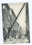 CPA - Le Dauphiné - Vizille - La Grand'Rue - Vizille