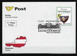 ÖSTERREICH - FDC Mi-Nr. 3039 Klassische Warenzeichen (VII): Lenz Moser - FDC