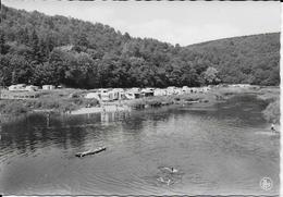 "MORTEHAN ..-- Semois . Camping Près Du Pont De  "" LINGLAY "" . - Bertrix"