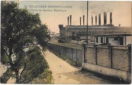 COLOMBES - Gennevilliers  - Usine Du Secteur électrique - Colombes