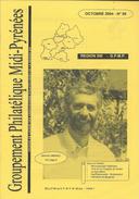 Bulletin Du Groupement Philatélique De Midi   Pyrénée N:98 D'Octobre 2004 - Frans