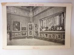 Musée Du Louvre - Salon Carré - Monuments