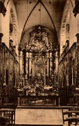 Notre-Dame-au-Bois - Choeur De L'Eglise - Grand Autel - Kapelle-op-den-Bos