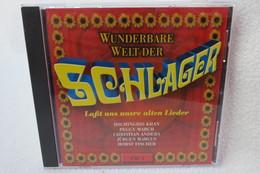 """CD """"Wunderbare Welt Der Schlager"""" Laßt Uns Unsre Alten Lieder, CD 1 - Sonstige - Deutsche Musik"""
