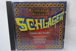 """CD """"Wunderbare Welt Der Schlager"""" Lieder Der Nacht, CD 2 - Sonstige - Deutsche Musik"""