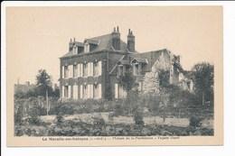 Carte De La Marolle En Sologne  Maison De La Providence  ( Recto Verso ) - France