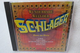 """CD """"Wunderbare Welt Der Schlager"""" Herz An Herz, CD 5 - Musik & Instrumente"""