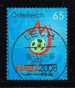 Österreich 2008, Michel# 2707 O   UEFA Euro 2008 - 2001-10 Gebraucht