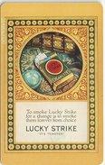 Greece - Lucky Strike Cigarettes - X0606a - 10.1998 - 39.000ex, Used - Grecia
